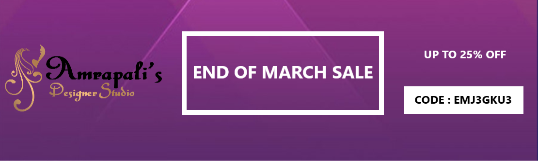 END OF MARCH SALE DISCOUNT